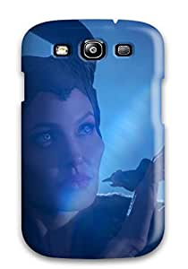 Case Cover Maleficent Movie: Angelina Jolie Pictures/ Fashionable Case For Galaxy S3