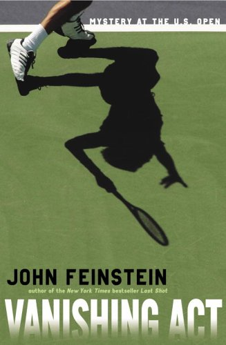 Read Online Vanishing Act: Mystery at the U.S. Open ebook