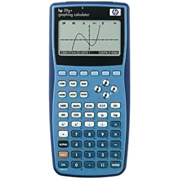 Amazon.com : HP HP39G Algebraic Graphing Calculator : Electronics