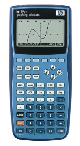 Amazon.com : HP 39G+ Graphing Calculator : Calculus : Electronics