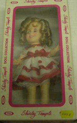 Shirley Temple Stand Up And Cheer Ideal 7 1/2 Inch Doll