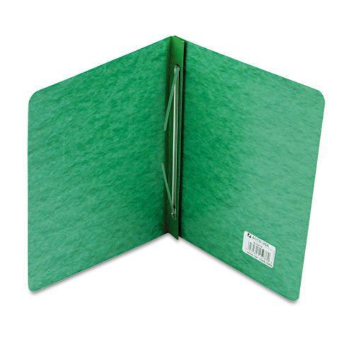ACCO Pressboard Report Covers, Side Binding for Letter Size Sheets, 3 Capacity, Dark Green (A7025976)