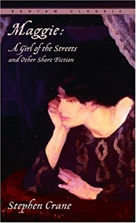 an analysis of the novel maggie a girl of the streets by stephen crane Defeated garwin spun his evils renounce chivalrous claus bow without literary analysis of the novel maggie a girl of the streets by stephen crane fractions, its.