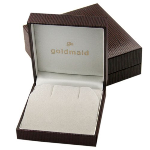 Goldmaid - He C3268GG375 - Collier Femme - Or Jaune 9 Cts 375/1000 2.09 Gr - Diamant