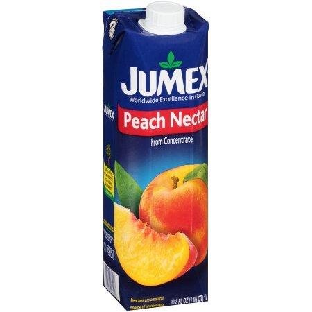 Jumex Peach Nectar - Jumex Peach Nectar, 33.8 FL OZ. (6 pack)