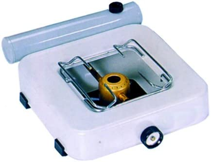 CAMPZ Salsa Cooky stove - Hornillo para acampada color blanco