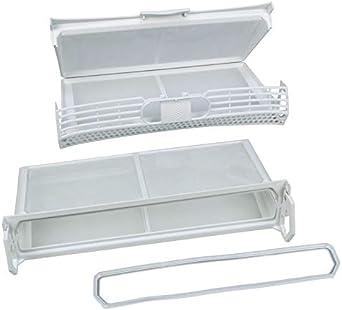 Filtro de malla Secador de filtro Secador de ropa Secador de ropa Bosch Constructa Neff Secador Gaggenau 650330 00650330 650474 00650474