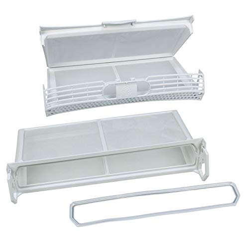 Filtro de malla Secador de filtro Secador de ropa Secador de ropa Bosch Constructa Neff Secador Gaggenau 650330 00650330 650474 0065