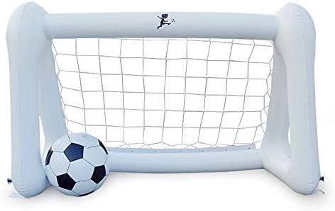 FOCCTS 1 Red de fútbol Inflable de PVC para Padres y niños ...