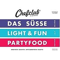SET - CHEFCLUB: Finden Sie in diesem Set 3 unentbehrliche Bücher: Das Süsse, Light & Fun und Partyfood (A LA CARTE)