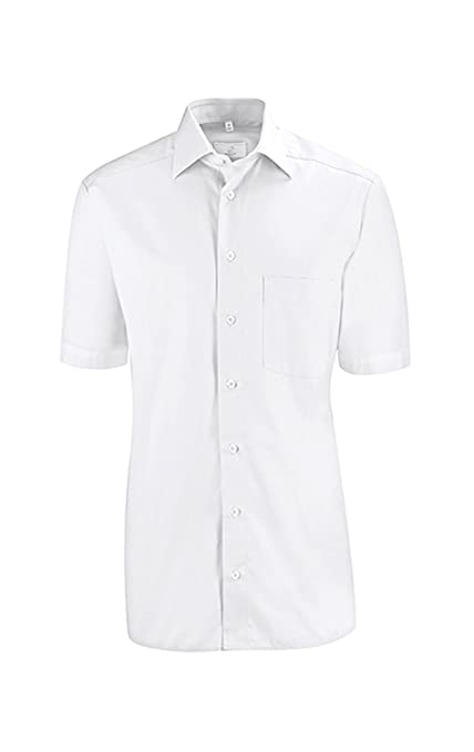 Greiff Herren-Hemd BASIC, Regular Fit, Stretch, easy-care, 6666, mehrere  Farben: Amazon.de: Bekleidung