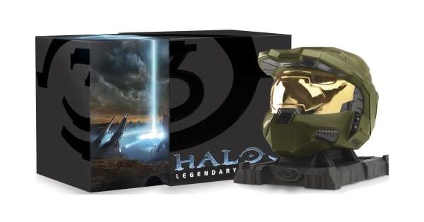 Amazon com: Halo 3 Legendary Edition -Xbox 360: Xbox 360