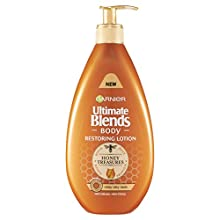 Garnier Body Ultimate Blends - Loción humectante para el cuerpo (400 ml)