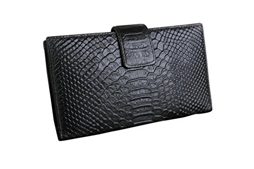 E Clover Womens Leather Bifold Organizer product image