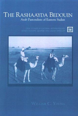 The Rashaayda Bedouin