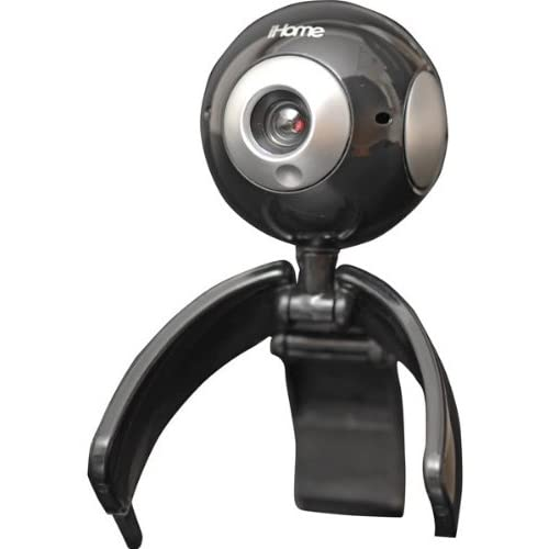 iHome MyLife Basic 1.3 MP Webcam (IH-W300DB)