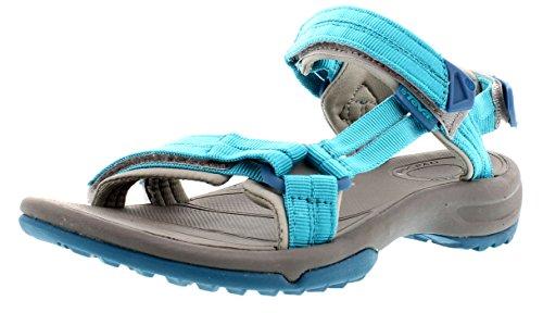 TevaTerra Fi Lite W's - Sandalias Atléticas Mujer lago azul