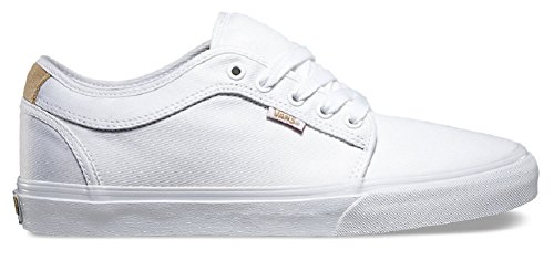 aloha Homme Vans White Baskets Basses Twill Chukka Low 1zqXwqxRO