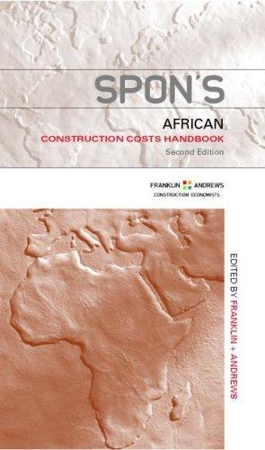 Spon's African Construction Cost Handbook (Spon's International Price Books) Pdf