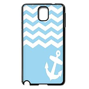 PCSTORE Phone Case Of Chevron Anchor For Samsung Galaxy Note 3 N9000