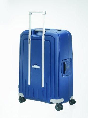 Samsonite S'Cure Spinner 28, Dark Blue, One Size