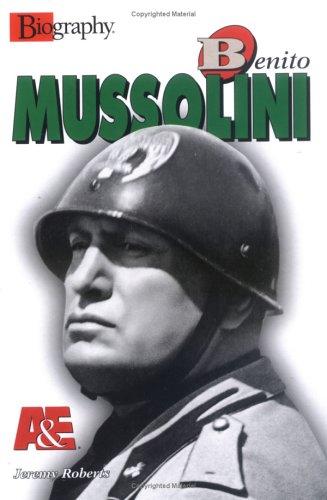 Benito Mussolini (Biography (Lerner Hardcover))