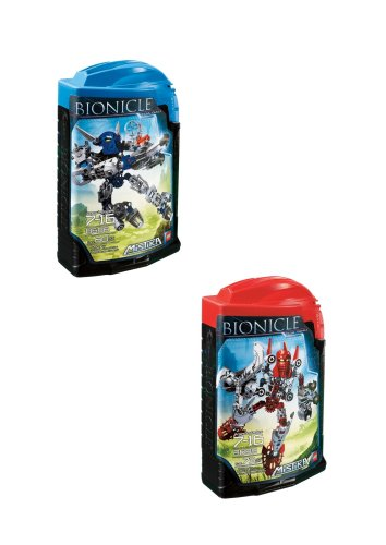 LEGO Bionicle Mistika Red/Blue Assortment