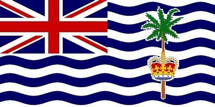 British Indian Ocean Territory Flag 5'x3'