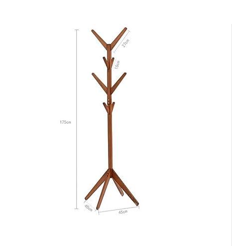 Amazon.com: AO-Hook - Perchero de pie con 8 ganchos de ...