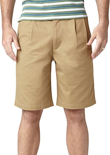Dockers Men's Classic-Fit Big & Tall Double Pleat Short