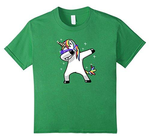 Kids Dabbing Unicorn Shirt Dab Hip Hop Funny Magic 12 - It With Sunglasses Deal Emoji