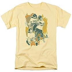 Punky Brewster- Tri- Punky T-shirt Size Xxxl