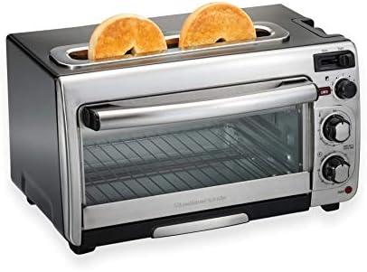 Hamilton Beach 2-in-1 Countertop Oven an