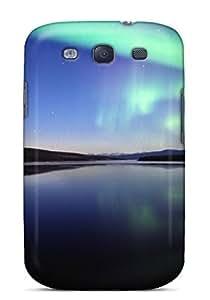 Ewhbtaw7972yccaX Jamesmeggest Aurora Borealis For Ipod Touch 4 Case Cover Hard Soft