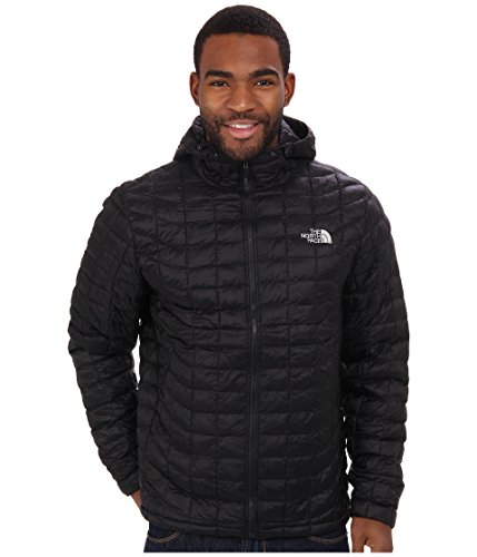 The North Face Men's Thermoball Hoodie, TNF Black, ()
