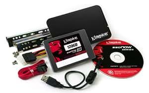 Kingston Digital 120 GB SSDNow KC100 SSD SATA 3 2.5-Inch Solid-State Drive SKC100S3B/120G