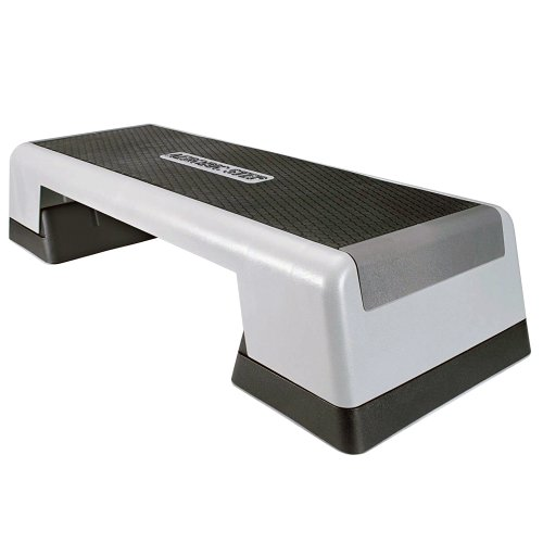 Tunturi Class Aerobic Step Adjustable - Grey by Tunturi