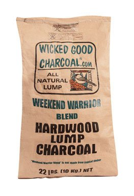 Wicked Good Charcoal Lump Charcoal 22 Lb.