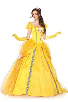 ディズニー/ベル/美女と野獣 Disney ウエディングドレス/コスチューム/ハロウィン/コスプレ