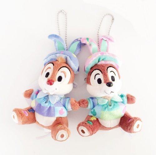 輝く高品質な ディズニーイースター2014チップ&デールぬいぐるみバッジ[ Tokyo Tokyo Disneyland限定] Disneyland限定] B07D719R8H, こども生活クラブ:a89d588b --- mcrisartesanato.com.br