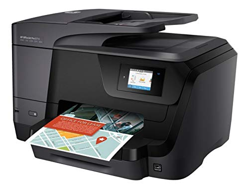 HP Officejet Pro 8715 All-in-One Multifunction Printer - Thermal Inkjet - Print/Copy/Scanner/Fax by HP (Image #2)
