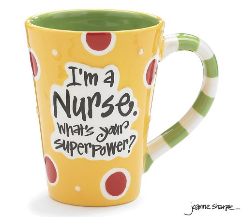 Nurse 12 Oz Coffee Mug/cup with