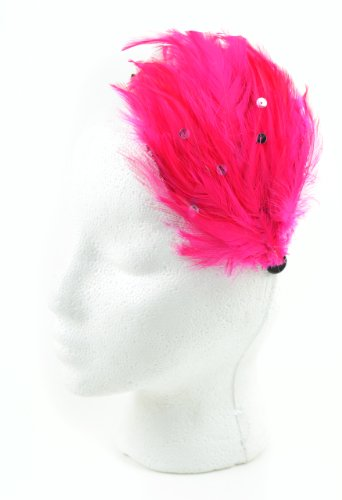 Touch of Nature 12724 Hackle Feather Headband