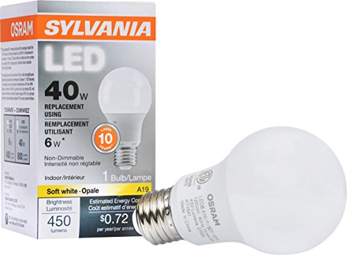 SYLVANIA Equivalent Energy Saving Efficient