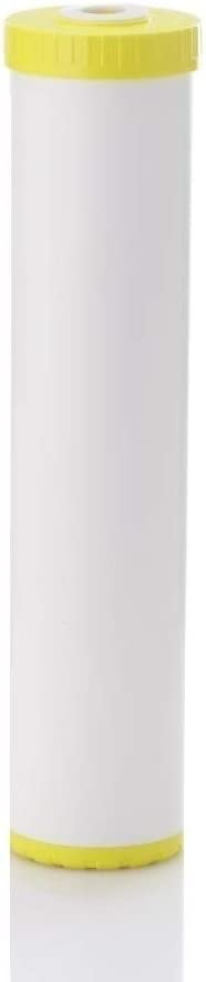 """AQUASTAR-H2O 20""""x4.5"""" Big Blue Water Softener Filter Cartridge 