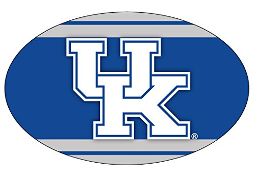 (KENTUCKY WILDCATS OVAL STRIPE DESIGN MAGNET-UNIVERSITY OF KENTUCKY MAGNET-NEW FOR 2016)