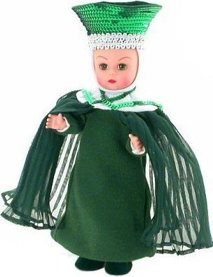 - Madame Alexander Emerald City Guard Doll