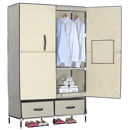 linen cabinets tall free vintage painted cabinet closet white via freestanding standing cupboard organization