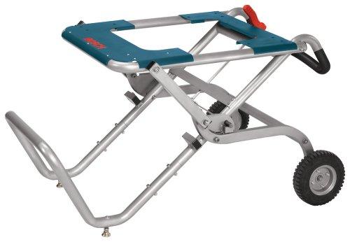 Bosch TS2000 Gravity Rise Wheeled Table