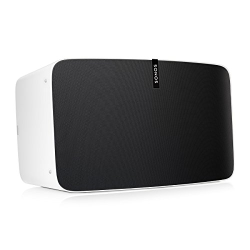 Sonos PLAY:5 Ultimate Wireless Smart Speaker for Streaming Music. Works with Alexa. (White)